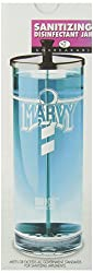 William Marvy No.7 Unbreakable Disinfectant Jar, 40 Ounce