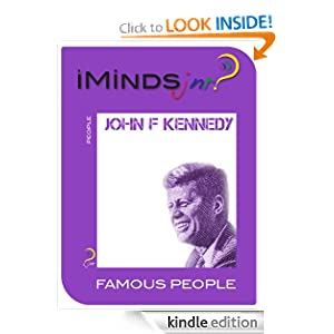 John F Kennedy: Famous People iMinds