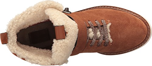 Coach Mujeres Urban Hiker Saddle / Natural Suede