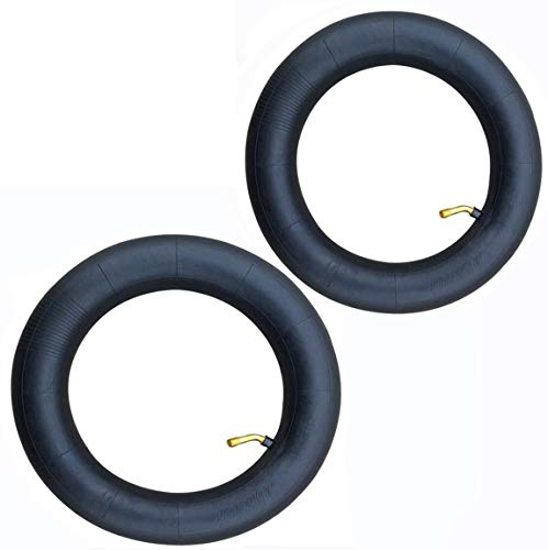 STAIBC Inner Tube Replacement Kids Stroller Tricycle 10x2 Inner Tube Suitable for 10 x 1.90, 10 x 1.95, 10x2, 10 x 2.125, 10 x 2.25 Tires Pack of 2 -