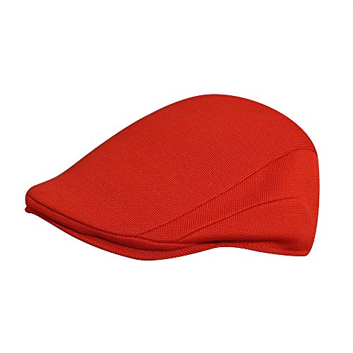 Kangol Men's Tropic 507 Cap, Rojo,