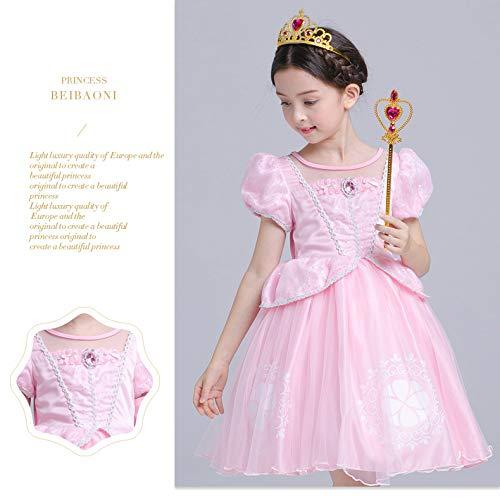 b0a6b82affb39 (フォーペンド)Forpend ソフィア ドレス コスチューム なりきりキッズドレス 子供 お姫様 プリンセス 女の子 ワンピース 短