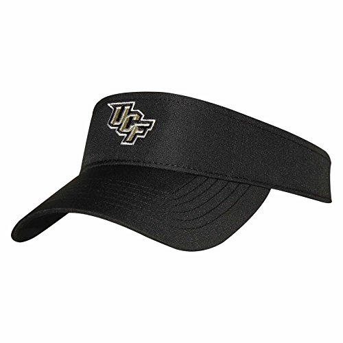 NCAA Central Florida Golden Knights Adult Unisex Performance Visor,Adjustable,black - Central Florida Baseball