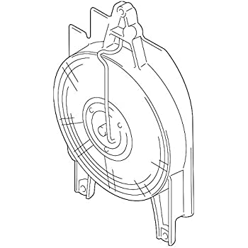 C Condenser Fan Motor Automotive