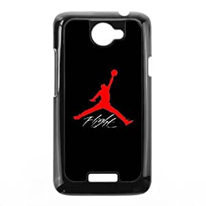 HTC One X Phone Case Black Jordan logo KG4518680