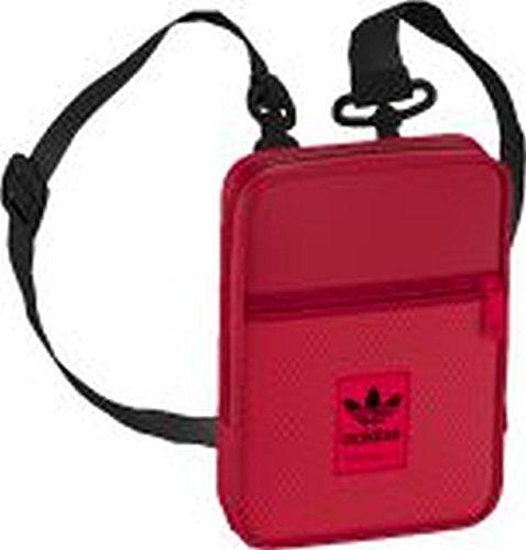 Red red ROUGE Adidas S20502 NOIR black Festival Bag Red Mini Black wgPqX4
