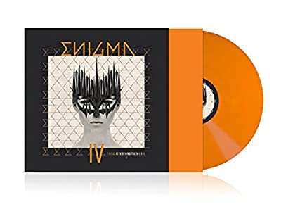 Screen Behind The Mirror (Orange Vinyl)