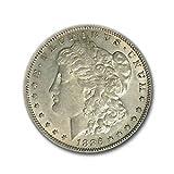 1886-O Morgan Silver Dollar - Almost Uncirculated