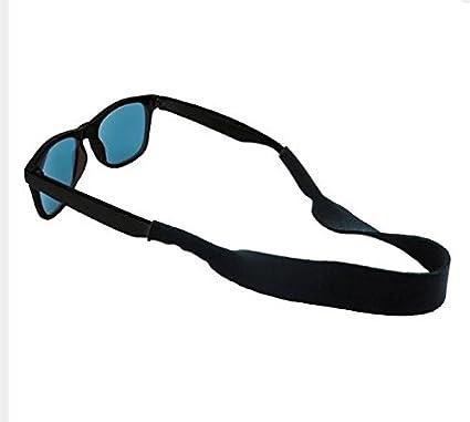 b6051425e3 Tucuman Aventura - Cinta gafas neopreno (negro): Amazon.es: Deportes ...