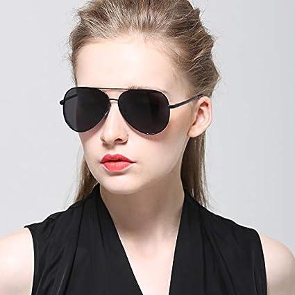 Gafas de sol unisex UV400 en 8 colores diferentes thematys Elegantes gafas de aviador para hombre y mujer polarizadas
