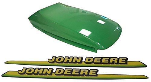 John Deere Upper Hood - 9