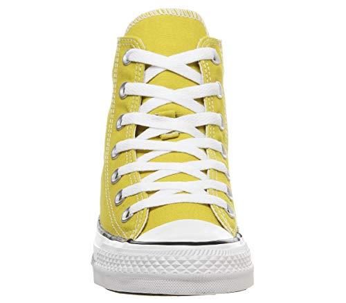 Barely Converse Giallo Unisex Sneaker – A Rose Alto Adulto Ctas Collo Hi EETwqUWg