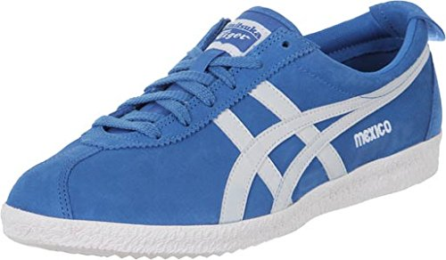 blau Blau Sneakers Mixte Mexico Basses Adulte Bleu Delegation Asics 8P0qxfw