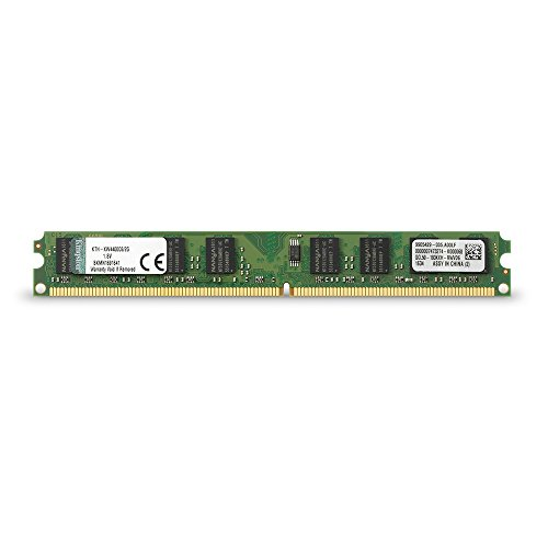 Kingston 2 GB DDR2 SDRAM Memory Module 2 GB (1 x 2 GB) 800MHz DDR2800/PC26400 DDR2 SDRAM 240pin DIMM KTH-XW4400C6/2G