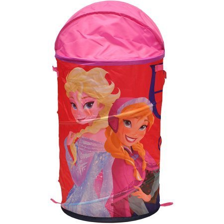 Disney Frozen Pop-Up Hamper with Dome Lid by Disney