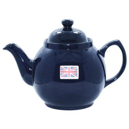 Cobalt Betty - 8 Cup (Teapot Cobalt)