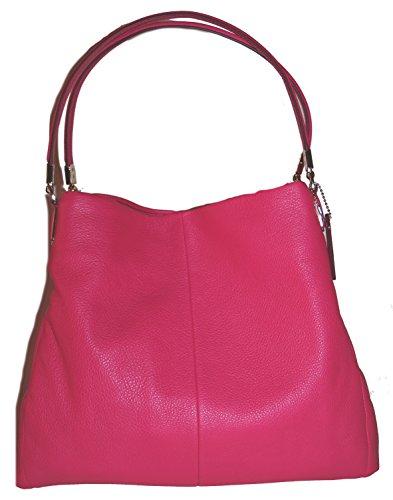 Coach Pebble Leather Phoebe Shoulder product image