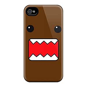Quality Evanhappy42 Cases Covers With Domo Nice Appearance Compatible With Iphone 4/4s