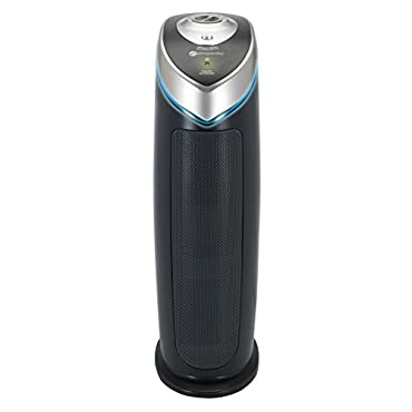 "GermGuardian AC4825 22"" 3-in-1 Air Purifier with True HEPA Filter, UV-C Sanitizer"