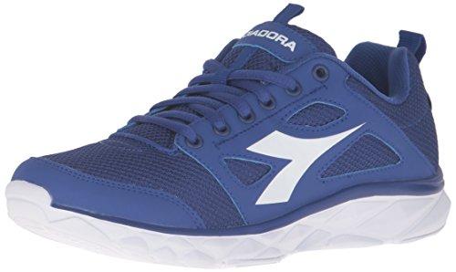 Diadora Womens Hawk 6 W Running Shoe Classic Navy/White vNdj8vySm
