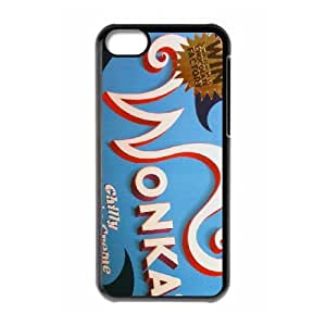iPhone 5C Phone Case Willy Wonka Golden Ticket Chocolate Bar EZ91590