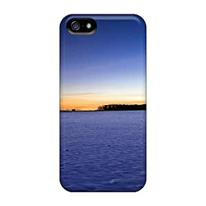 For Iphone 5/5s Fashion Design Out In The Cold Case-wib6353zKuB