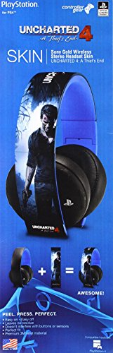 Controller Gear Uncharted Thiefs playstation 4