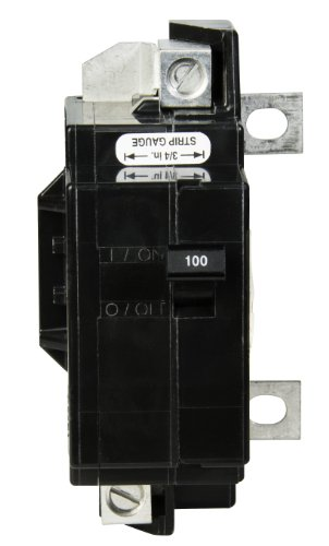 Square D by Schneider Electric QOM100VHCP QOM1 Frame Size 100-Amp Main Breaker for QO or Homeline 125-Amp or less Rated Load Centers by Square D by Schneider Electric (Image #1)