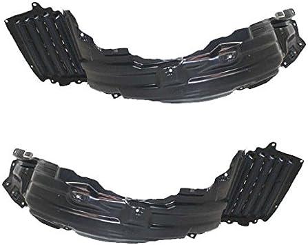 Driver Side Splash Shield For 2008-2013 Mitsubishi Lancer Front