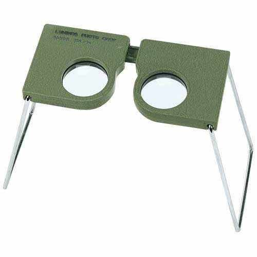 Forestry Suppliers Pocket Stereoscope (2x)