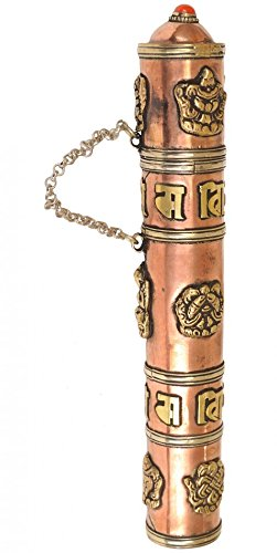 Tibetan-Incense-Holder-Copper
