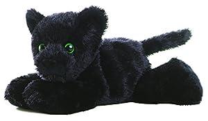 "Aurora ONYX BLACK PANTHER 8"" Mini Flopsie Plush Beanbag from Aurora"
