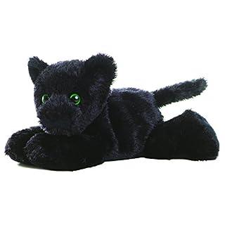 """Aurora - Mini Flopsie - 8"""" Onyx, Black"""