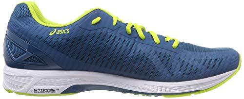 Turquesa Neon deep Lime Hombre De 23 Trainer 400 Running ds Gel Zapatillas Asics Para Aqua rose OwxHzz