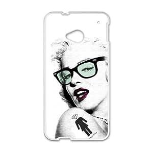 ORIGINE Diamond Marilyn Monroe Design Hard Case Cover Protector For HTC M7 by icecream design