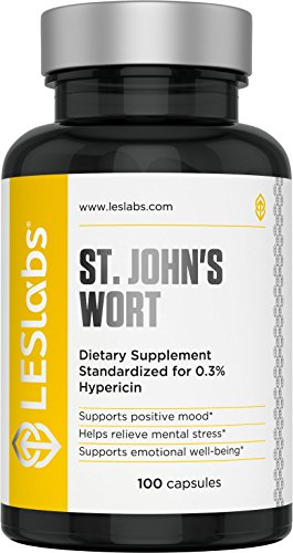 Labs Supplement Positive Hypericin Capsules product image