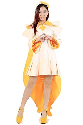 De-Cos Shugo Chara! / My Guardian Characters Hinamori Amu Outfit V1 (Shugo Chara Amu Cosplay Costume)