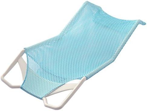 Badesitz Baby Shower Net Bad Net Newborn Badewanne Badewanne Net Unterstützung (Farbe : Blau)