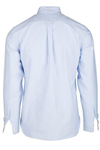 Burberry chemise à manches longues homme strangford blu EU S (UK 36) 4046893