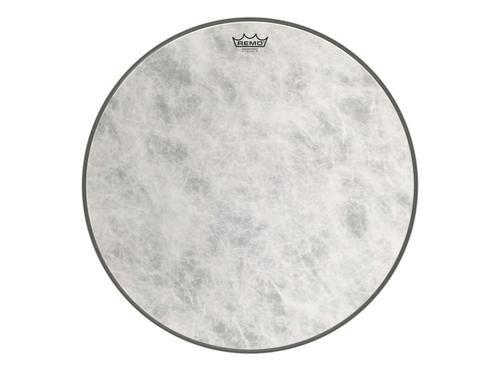 - Remo Powerstroke P3 Fiberskyn Bass Drumhead, 24