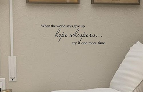ShungHO When The World Says Give Up Hope Whispers Try It