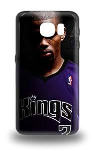 Fashion 3D PC Case Cover For Galaxy S6 NBA Sacramento Kings Aaron Brooks #3 ( Custom Picture iPhone 6, iPhone 6 PLUS, iPhone 5, iPhone 5S, iPhone 5C, iPhone 4, iPhone 4S,Galaxy S6,Galaxy S5,Galaxy S4,Galaxy S3,Note 3,iPad Mini-Mini 2,iPad Air )