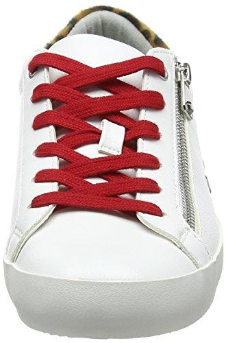 Aldo Women's Acaredia Low-Top Sneakers White (Bright White 70) top quality for sale HXUw2