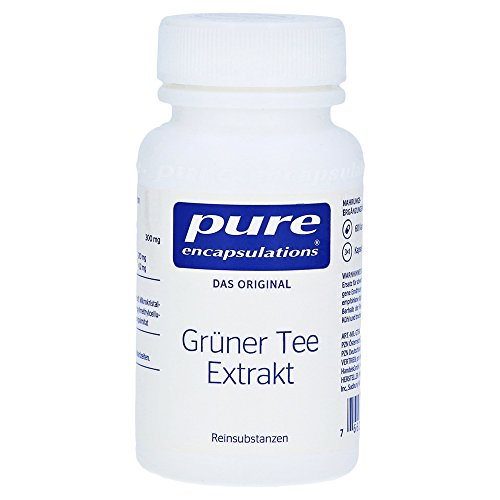 Pure Encapsulations Green Tea Extract Buffered Pack of 60