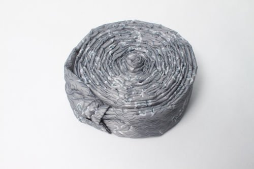 30 FT Central Vacuum Hose Cover Vacsoc with Zipper (30FT)