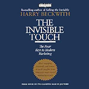 The Invisible Touch Audiobook