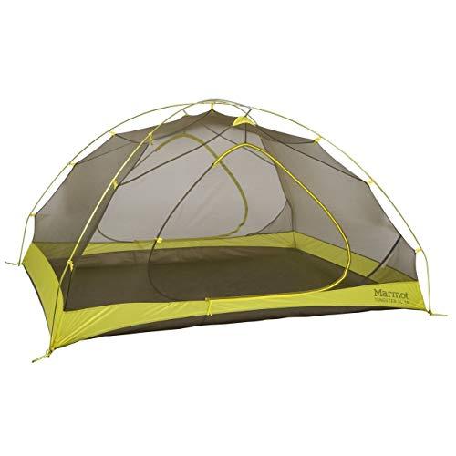 Marmot Tungsten UL 3 Person Backpacking Tent Dark Citron/Citronelle