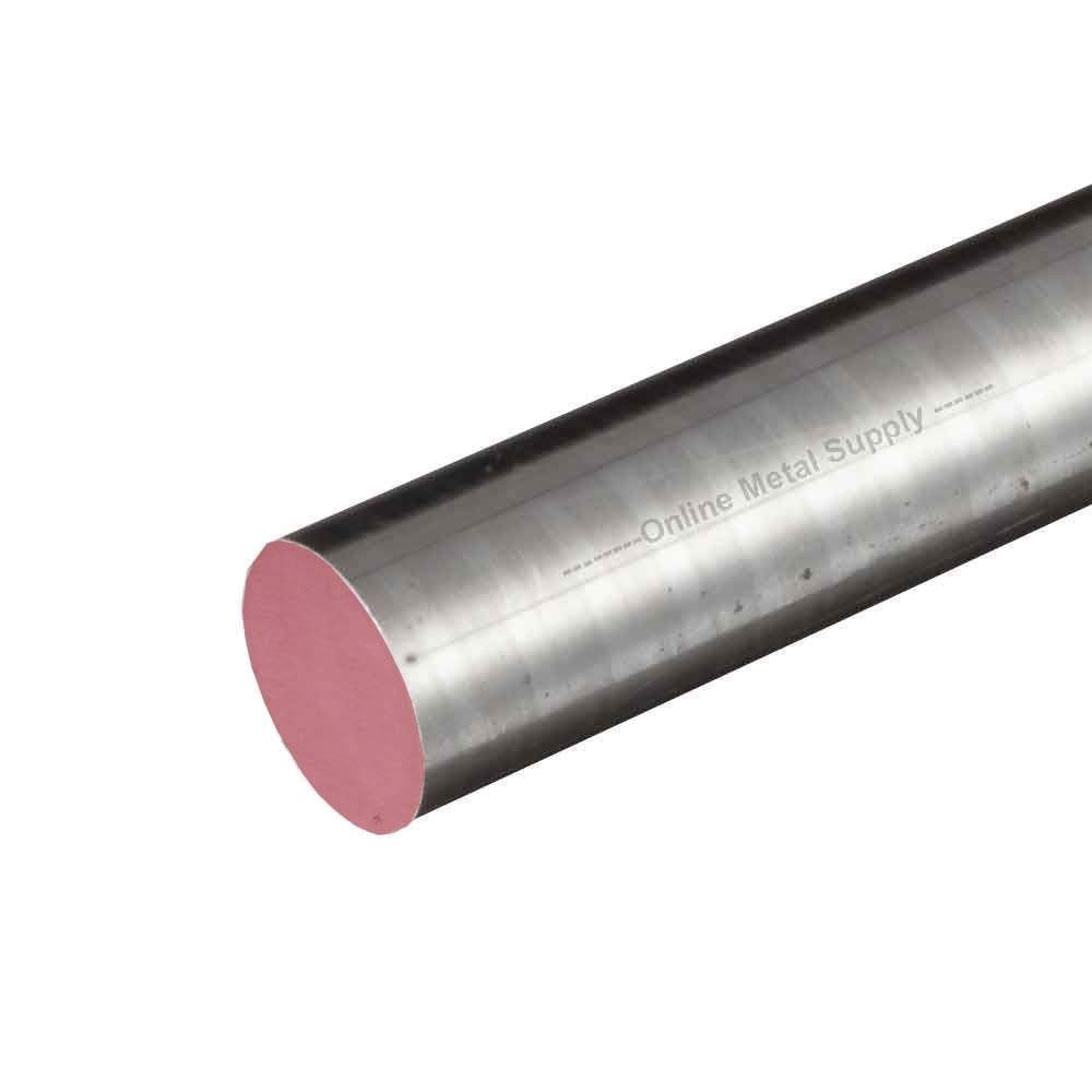 Online Metal Supply A2 DCF Tool Steel Round Rod, 1.750 (1-3/4 inch) x 12 inches by Online Metal Supply