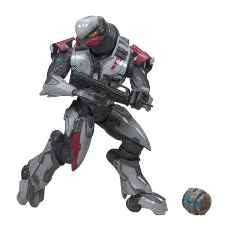Halo Wave 2009 - McFarlane Toys Halo 2009 Wave 2 - Series 5 Equipment Edition Elite Assault Figure