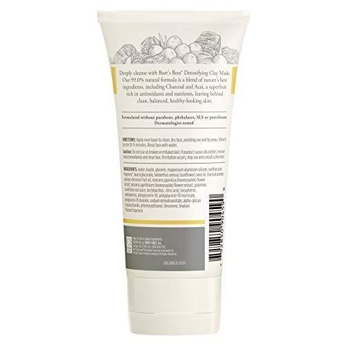 Buy detoxifying face mask